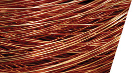 Wire Recycling Industrial Application Photo