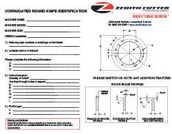 Round Blade Identification